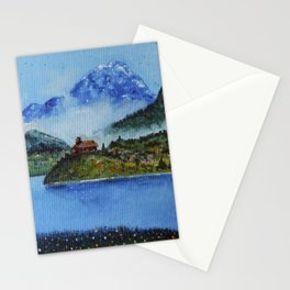 The House of the Ancestors Stationery Cards