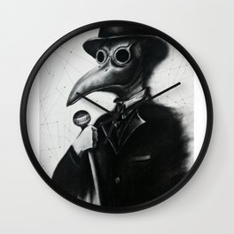 La Peste Wall Clock