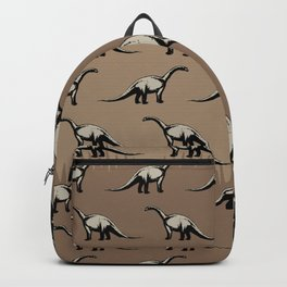 ChocoPaleo: Brontosaurus Backpack