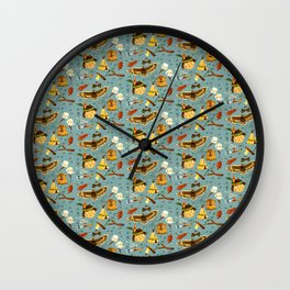 YellowStone Kid Wall Clock