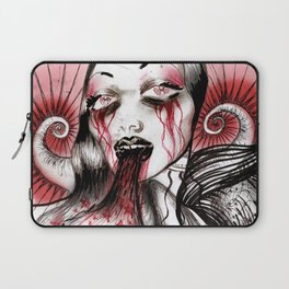 Luce And Unicorn Laptop Sleeve