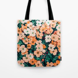 Floral Bliss #photography #nature Tote Bag
