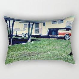Traveler Rectangular Pillow