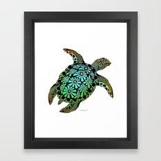 Terrapin 2 Framed Art Print