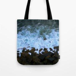 Tricolore Tote Bag