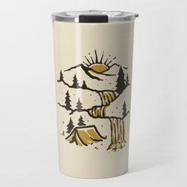 Hidden Paradise Travel Mug