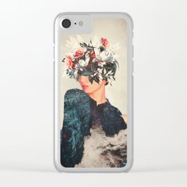 Kumiko Clear iPhone Case