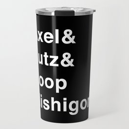 Axel & Lutz & Loop Travel Mug