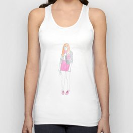 Typical Girl Donna Unisex Tank Top