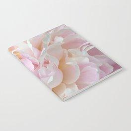 Pink Petal Flower Power Notebook