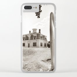 captains house photography Clear iPhone Case