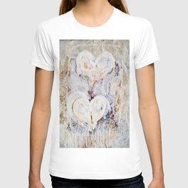 winter Hearts-2 T-shirt
