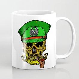 On the Battlefield Coffee Mug