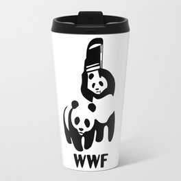 WWF Travel Mug