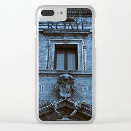 Santa Maria in Trivio - Rome - Italy Clear iPhone Case