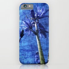 Bluebell Denim Slim Case iPhone 6s
