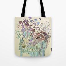 Thistle_tangle Tote Bag