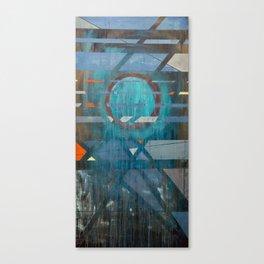 tangled hierarchy, strange loop Canvas Print