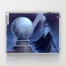 The Temple at the End of Time Laptop & iPad Skin