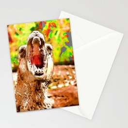 Open Mouth Stationery Cards