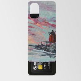 Michigan Lighthouse Android Card Case