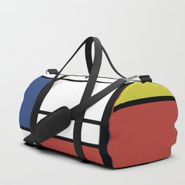 Mondrian 3 #art #mondrian Duffle Bag
