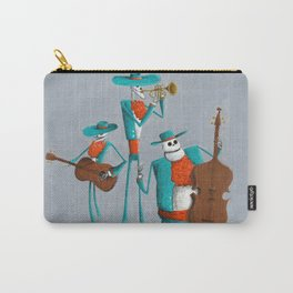 Mariachi Muerto Carry-All Pouch