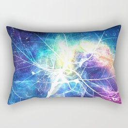 Stardust Energy Rectangular Pillow