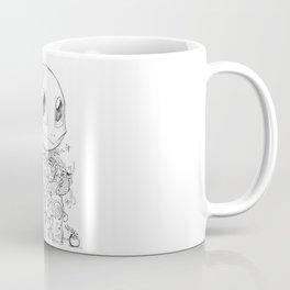 SQUIRTLE DOODLE Coffee Mug
