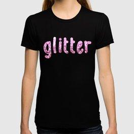 Glamorous Glitter  T-shirt