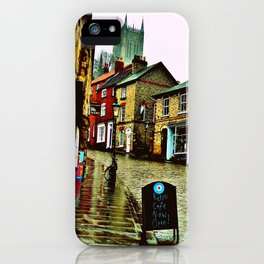 Steep Hill iPhone Case