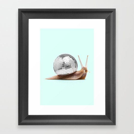 DISCO SNAIL by paulfuentes