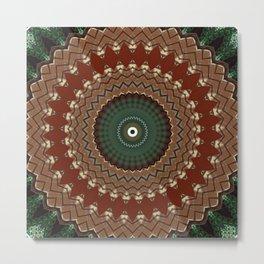 Some Other Mandala 744 Metal Print
