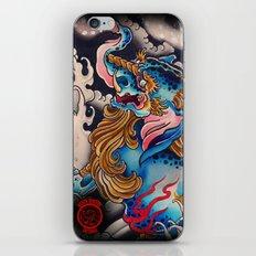 baku iPhone & iPod Skin