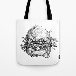 The Nasty Patty Tote Bag
