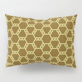 Earthy Freeman Lattice 1 Pillow Sham