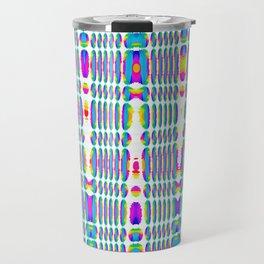 rhombus sky Travel Mug
