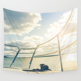 Dokkers IV Wall Tapestry