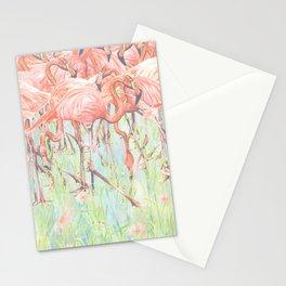 Flamingo Meadow Stationery Cards