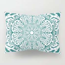 King's rest Mandala Pillow Sham