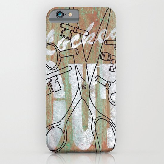 Locked Out? get some more keys cut yeah! iPhone & iPod Case