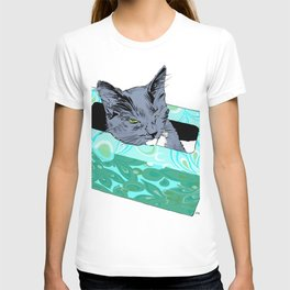 #inktober2016:box T-shirt