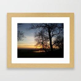 .... Framed Art Print
