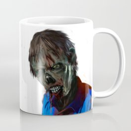 Zombie Cop Coffee Mug