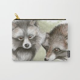 You and Me-Monogamy Carry-All Pouch