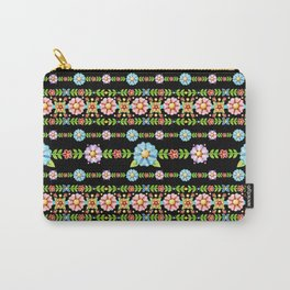 Millefiori Boho Chic Stripe Carry-All Pouch