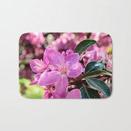 Spring Blossom Bath Mat