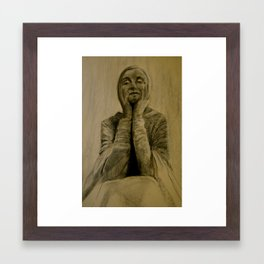 Ballad Framed Art Print