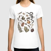 florida T-shirts featuring Florida Nature Walks by Jessica Roux
