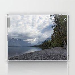 Tranquility at Lake McDonald Laptop & iPad Skin